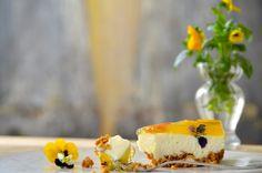 Verdens bedste ostekage