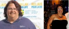 Motivational stories of 2 individuals who change their lives through weight loss.