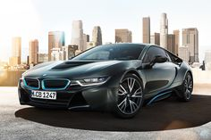 BMW will launch the hybrid sportscar in the Indian car market in next few months. Limited units of the hybrid sportscar will be sold in t - BMW News at CarTrade Ferrari 458, Lamborghini Aventador, Us Cars, Sport Cars, Bmw I8 Black, Jeep, Porsche 918 Spyder, Automobile, Bmw Wallpapers