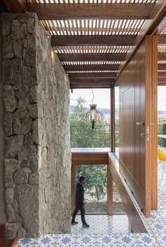 Galería de Casa De Piedra / Inai Arquitectura - 6