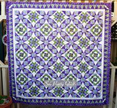 Celtic Solstice quilt...stunning