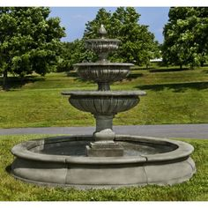 Estate Longvue Fountain