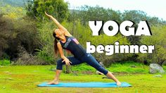 Elena Malova: Yoga para los principiantes 60 min - Yoga for beginners