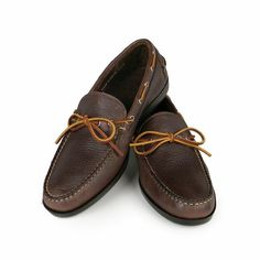 fe702934366 Rancourt Gilman Camp Mocs - Made in Maine