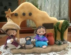 Biscuit, Dinosaur Stuffed Animal, Polymer Clay, Teddy Bear, Pasta, Animals, Cookies, Ideas, Stuff Stuff