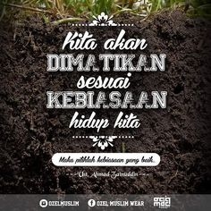 Muslim Quotes, Islamic Quotes, Islamic Posters, All About Islam, Islamic Messages, Self Reminder, Quotes Indonesia, Islamic Pictures, Quote Posters