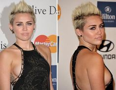 Bubi escapa de vestido de Miley Cyrus - Vanguardia