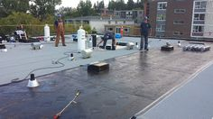 Calgary Roof Repair originally shared:   Calgary Roof Repair. #RoofRepair #Calgary. This client requested a quotation for both a temporary repair and full roof replacement. This report is mainly a photo journal of the subsequent roof replacement that our crew completed for the client. Roof Report, August 17, 2013: The old roof should be…Calgary Roof Repair - Google+ Flat Roof Repair, Bragg Creek, August 17, Photo Journal, Calgary, Quotation, Old Things, Google, Photo Diary