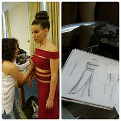 Houte couture Fashion Design designer