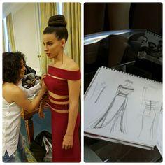 Houte couture Fashion Design designer