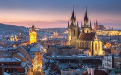 7 Things You Probably Didn't Know About Prague Castle | Prague Castle has been around since the 9th century, and it's got the charm to prove it.