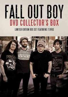 Fall Out Boy DVD Collector's Box