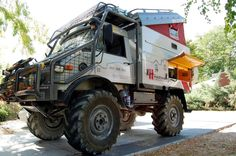 unimog off road mercedes benz ~ mercedes unimog off road - unimog off road mercedes benz Mercedes Benz Unimog, Off Road Camping, 4x4 Off Road, Hors Route, Mercedez Benz, Expedition Truck, Bug Out Vehicle, 4x4 Trucks, Vw Bus