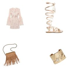"""Untitled #573"" by bri-dawsonaretogetherallthetime on Polyvore featuring Gianvito Rossi, Lanvin and Patchington"