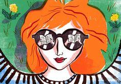 Sarah Tanat-Jones - Handsome Frank Illustration Agency