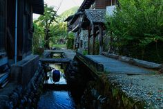 Back street in Shirakawa-go by MIYAMOTO Y on 500px