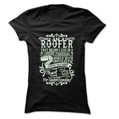 Job Title Roofer ... 99 Cool Job Shirt !