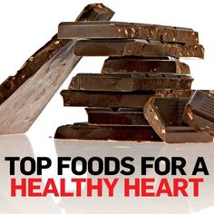 foods that will treat your ticker well