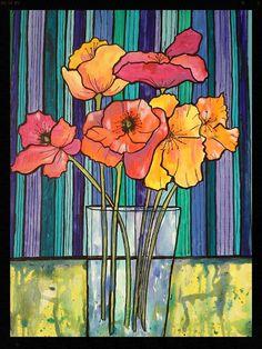 """Vase of Poppies""   Flickr - Photo Sharing!"