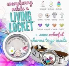 Origami Owl {Spring Collection}www.jessicacooper.origamiowl.com