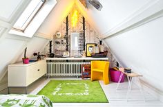 Gibt es so etwas wie ein Instagram-Zuhause? Wir haben es jeden Fall gefunden: Das Haus von Anki und Casper, die Gründer von Zilverblauw.