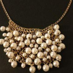 J Crew Pearl Bead Necklace | eBay