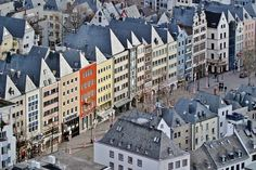 Cologne, Germany: http://www.ytravelblog.com/what-to-do-in-cologne-germany/ #travel