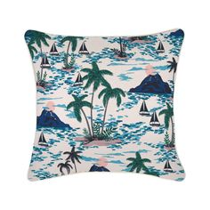 Outdoor cushions (2) from STFD - $89.10 includes discount of 10% please use code at cart: INTDES Round Outdoor Cushions, Outdoor Areas, Palm Trees, Indoor, Throw Pillows, Vacation, Beautiful, Cart, Bedroom