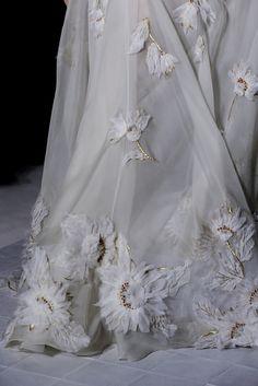 Valentino Spring 2013 Couture Fashion Show Details