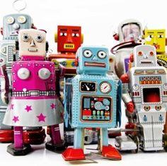 Mooie robots