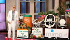 The mima moon appeared on The Ellen Degeneres Show Mother's Day Special! Read more about our exciting news here: http://mimakidsblog.com/post/85237212492/mima-meets-ellen