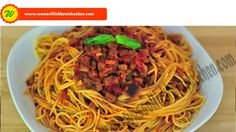 Spaghetti, Ethnic Recipes, Food, Eggplants, Kochen, Food Recipes, Meal, Essen, Hoods