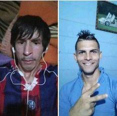 It Messi and Ronaldo didn't make in football Messi E Cristiano Ronaldo, Cr7 Messi, Lionel Messi, Extremely Funny Memes, Dankest Memes, Jokes, Russian Memes, Spanish Memes, Cs Go