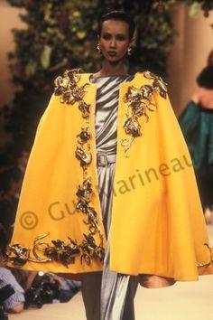 Iman Abdulmajid Bowie   Guy Marineau Photography Fashion Fabric, 70s Fashion, Fashion History, Fashion Models, Fashion Outfits, Fashion Rocks, High Fashion, Iman Model, Supermodel Iman