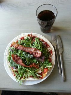 Sense pizza så lækkert