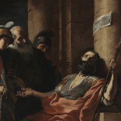 (Museum Boijmans Van Beuningen, Rotterdam, The Netherlands) This painting depicts a legend regarding Belisarius. Belisarius (A. Rotterdam, Naples, Google Art Project, Grey Beards, Fall From Grace, Elderly Man, Virtual Museum, John The Baptist, Alexander The Great