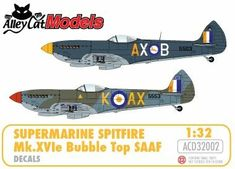 Supermarine Spitfire, Nerf, Wwii, South Africa, Air Force, Decals, Aircraft, Tags, Aviation