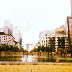 Esplanade de la Défense #Paris