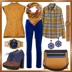 """""""Casual Friday"""" by shelger21 on Polyvore"""