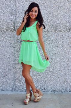 Cute Dress, If I could pull it off.