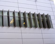 CRL-ARCH | Exterior Sun Control Devices. Sunshades, Awnings, and ...