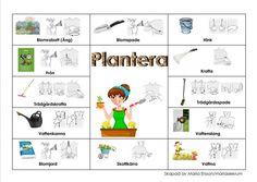 Mariaslekrum - Pratkartor. Learn Swedish, Swedish Language, Sign Language, Kindergarten, Education, Anton, Learning, School, Sustainability