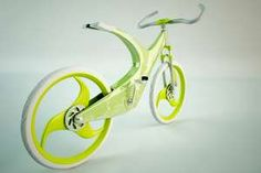 Designer Concept Bicycles - Bicycle: A vehicle consisting of two wheels and a seat powered by a human.   HA! Not if you are a designer!   Changing the way we look at things is...