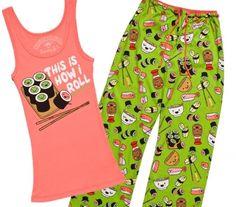 10 Awesome Pairs of Kawaii Pajamas