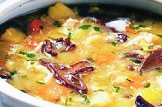 Bramboračka Sandwich Recipes, Appetizer Recipes, Soup Recipes, Snack Recipes, Czech Recipes, Russian Recipes, Czech Desserts, Eastern European Recipes, Goat Cheese Salad