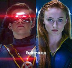 Cyclops and Jean Grey X-Men Apocalypse