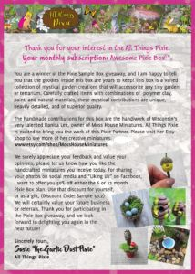 Handmade OOAKOne of a kind finds on wwwAllThingsPixi a Fairy