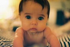 Cute Baby Girls with Brown Hair | Cute Baby Face : This picture was posted 1/28/2011, it has 20,282 ...