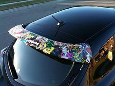 Amazing Cars You Need to see Jdm Stickers, Honda Accord Lx, Sticker Bomb, Car Mods, Honda Motorcycles, Car Tuning, Car Wheels, Car Wrap, Amazing Cars