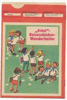 DDR Museum - Museum: Objektdatenbank - Fröse-Reiseschieber-Wanderhelfer Copyright: DDR Museum, Berlin. Eine kommerzielle Nutzung des Bildes ist nicht erlaubt, but feel free to repin it!